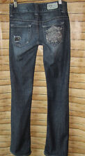 Guess Los Angeles 1981 Women's Daredevil Boot Cut Stretch Jeans Size 24