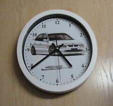 Holden VT Commodore SS (white) Wall Clock