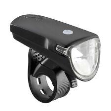 AXA Akku LED Scheinwerfer Green Line 35 Lux Fahrrad Licht Lampe vorne USB Kabel