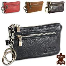 Vintage Leder Schlüsseletui Schlüsseltasche Schlüsselmäppchen J.Jones & Wild