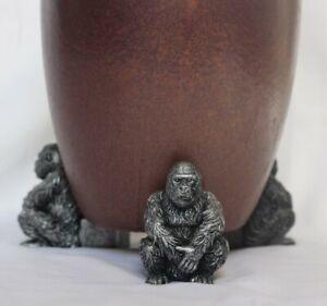 Silverback Gorilla Feet4Pots Pot Plant Feet