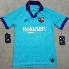 Nike FC Barcelona 2019 Vaporknit Match 3rd Soccer Jersey Kit Ar9343-310 Size S