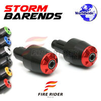 For Yamaha MT-03 2015-2017 15 16 17 BEH Red CNC Bar End Sliders