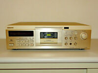 Sony TC-KA6ES High-End Tape Deck Champagner, generalüberholt, 2J. Garantie