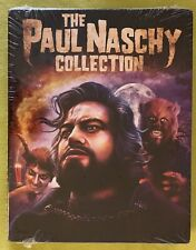 The Paul Naschy Collection Blu-Ray Boxset By Scream Factory