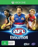 AFL Evolution *Free Next Day Post from Sydney* Xbox One Game