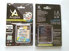 Batteria maggiorata originale ANDIDA 1850mAh x Samsung Galaxy S Vibrant i9000m