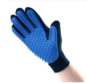 Pet Dog Cat Grooming Glove Moulting Shedding Hair Remover Coat Puppy Kitten