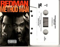 Redman & Method Man How High 1995 Cassette Tape Single Rap Hiphop Wutang Wu