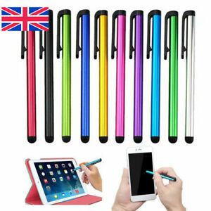 Universal Thin Touch Screen Stylus Pen For Smartphone Tablet iPhone Samsung Huaw