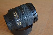 Nikon 18-70mm DX Zoom Nikkor 18-70mm F/3.5-4.5 AF-S IF G ED Lens