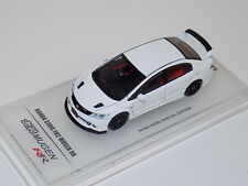1/64 INNO64 HONDA CIVIC FD2 Mugen RR in white