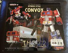 Transformers Takara Hybride THS-02 style convoi (Optimus Prime) 2006