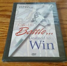 Jerry Savelle: Called to Battle... Destined to Win (DVD) Christian message NEW