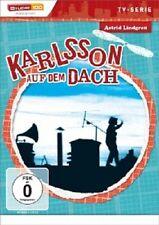 ASTRID LINDGREN-KARLSSON AUF DEM DACH (TV-SERIE)  DVD  KINDERFILM  NEU