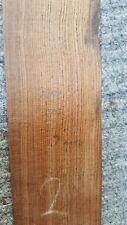 Wenge Fretboard Blank