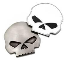 Harley-Davidson Die-Cut 3D Willie G Skull Logo Challenge Coin, 1.75 in 8008598