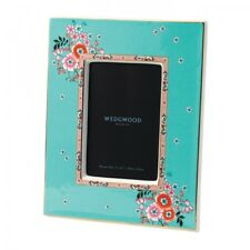 Wedgwood Wonderlust Camelia Jewel Picture Frame New in Box
