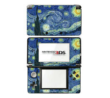 Vinyl Skin Decal Cover for Nintendo 3DS - Starry Night