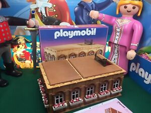 Playmobil 7411 For 5300/5305 Mansion Extra Floor Boxed Rare.
