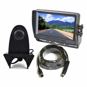 Reverse Backup Camera +7'' Rear View Monitor for Mercedes MB Sprinter VW Crafter