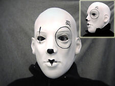 PIERROT, SAD CLOWN - Effect Latex Mask, Horror, Latexmaske, Halloween, Sci-Fi