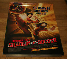Shaolin Soccer 2001 Movie Film Poster - S. Chow *Buy 1 Poster Get 1 Free