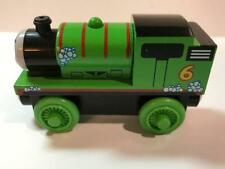 THOMAS THE TANK - WOOD BUBBLE PERCY SUDSY ENGINE**RETIRED **NEW**USA SELLER**