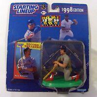 Starting lineup Baseball Collector figurine -1998 Mark McGwire - Cardinals