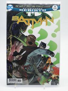 DC Rebirth Batman #30 2017 DC Comics FN Free Shipping
