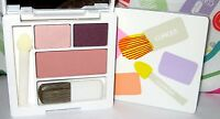 Clinique All About Shadow Duo/Soft Pressed Blusher Palet New