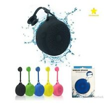 Cassa Speaker Mini Imperameabile Bluetooth Q50 Per Doccia Bagno Colorata cir