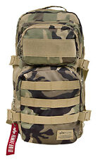 Alpha Industries Tactical Backpack wdl. camo 65