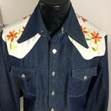 5a20e6dac 1940s Vintage Casual Shirts for Men