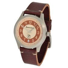 Lässige Armbanduhren mit Silber-Armband und Gloss-Finish