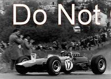 Jim Clark Lotus 33 Winner Belgian Grand Prix 1965 Photograph 4