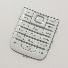 Recambios teclado blanco Nokia para teléfonos móviles