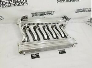 1996 - 2002 Dodge Viper Gen 2 HIGH POLISHED Intake Manifold - Ready to Install!