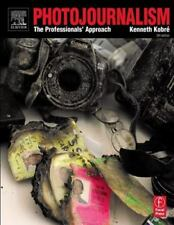 Photojournalism, Fifth Edition: The Professionals' Approach-ExLibrary