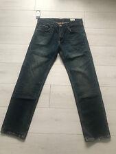 Tommy Hilfiger Mercer Jeans Hose Blau W34/L32 Neu!!! Weihnachtsgeschenk.