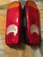 Pair Of Vignal Rear Lamps Fit Daf Renault Volvo And Many More