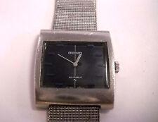 Vintage  Seiko manual wind   2559-3010 Mens Wrist Watch 24 Jewel
