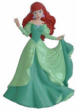 Bullyland ariel little mermaid toy figure princesse disney film cake topper