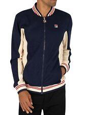 Fila Men's Settanta Zip Track Jacket, Blue