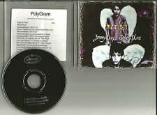 Led Zeppelin ROBERT PLANT & JIMMY PAGE Most High EDIT UK Made PROMO CD Single