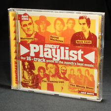 Uncut Abril 2006 Morrissey,Nick Cave,Spirit,Llameante Labios música cd álbum