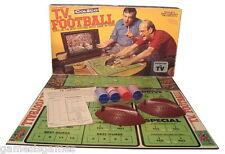 SUPER COACH TV FOOTBALL board game