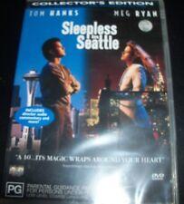 Sleepless In Seattle (Tom Hanks Meg Ryan) (Australia Region 4) DVD – New