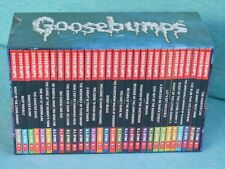 GOOSEBUMPS MONSTER COLLECTION 30 BOOKS NEW SEALED R L STINE GHOST NIGHTMARE HORR