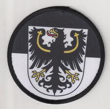"""OSTPREUSSEN""""Aufnäher""""Patch DEUTSCHLAND/ALLENSTEIN/KÖNIGSBERG/TILSIT/GOLDAP"""